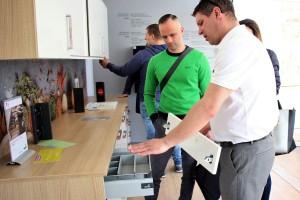 Mobilny showroom Hettich odwiedził już dziewięć miast!