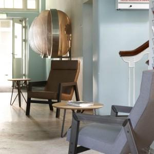 Fotel holenderskiej marki Spoinq. Fot. Spoinq/BM Housing