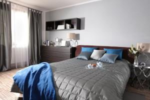 Kolorowa sypialnia. 6 pomysłów na aranżację