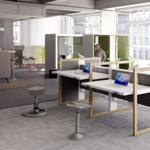 Stand Up R, Mikomax Smart Office