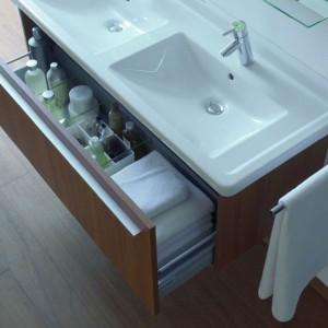 Kolekcja mebli łazienkowych X Large. Fot. Duravit