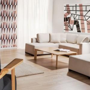 Sofa Swing firmy Comforty. Projekt: Tomasz Augustyniak. Fot. Comforty