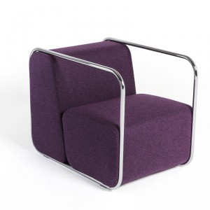 Fotel z serii Stone. Fot. Noti