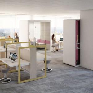 Biurko Stand Up R, Mikomax Smart Office