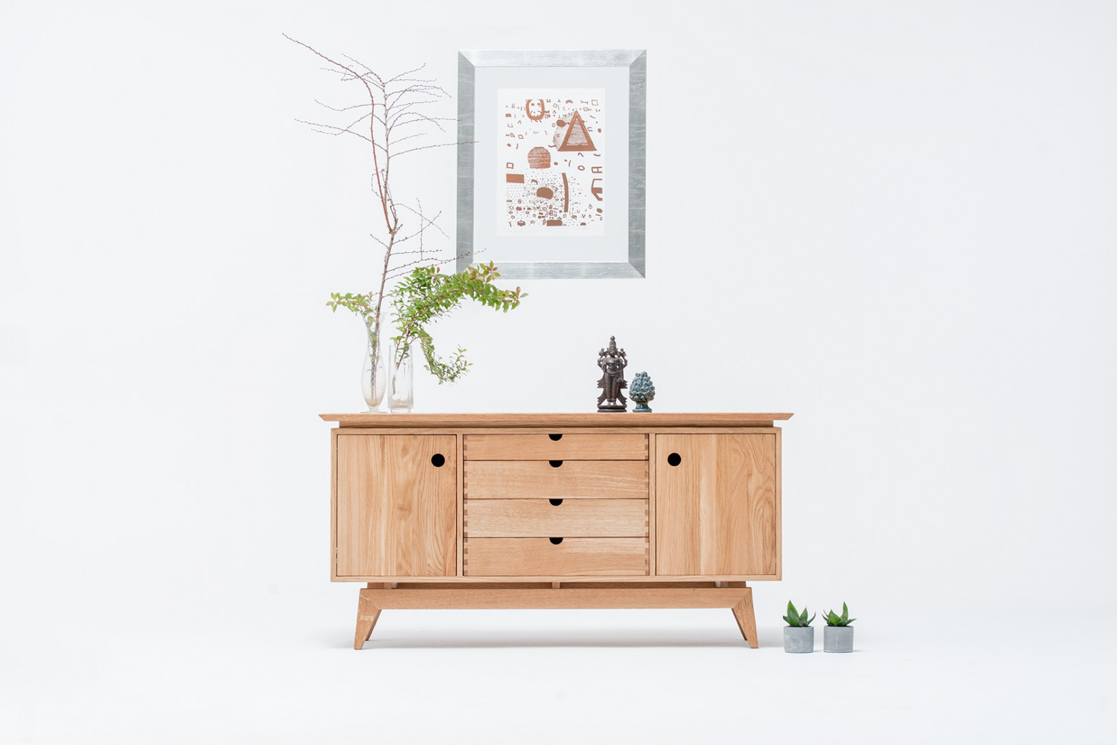 Komoda ST Sideboard marki Swallow's Tail Furniture. Fot. Euforma