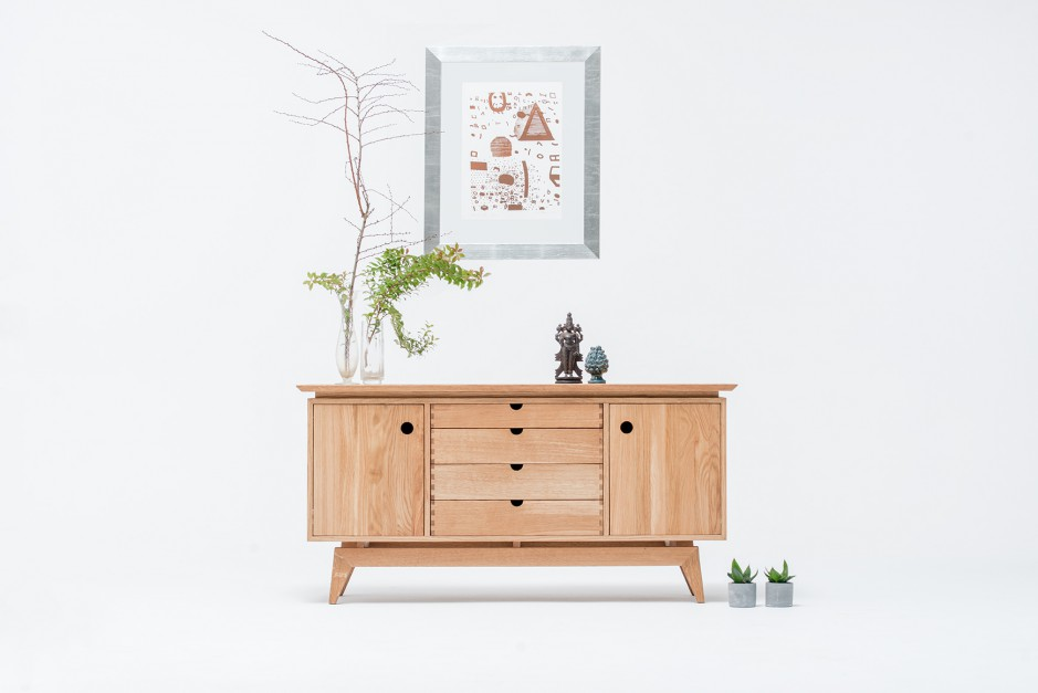 Komoda ST Sideboard marki Swallow's Tail Furniture. Fot. Euforma