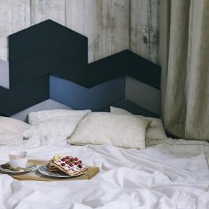 Sypialnia przed metamorfozą. Fot. Interiors Design Blog