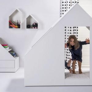 Mobilne meble dla dzieci TOWN / projekt: Magdalena Kiełkiewicz & Kuba Gurnik (Colorofon) / producent: Hookpook