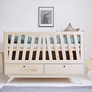 Łóżeczko dziecięce NEST / projekt, producent: Wood Republic
