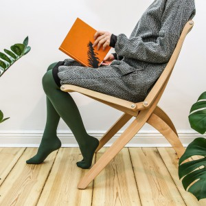 Krzesło LOTOS / projekt: Romuald Ferens / producent: Politura