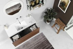 Najnowsze trendy na rynku mebli łazienkowych