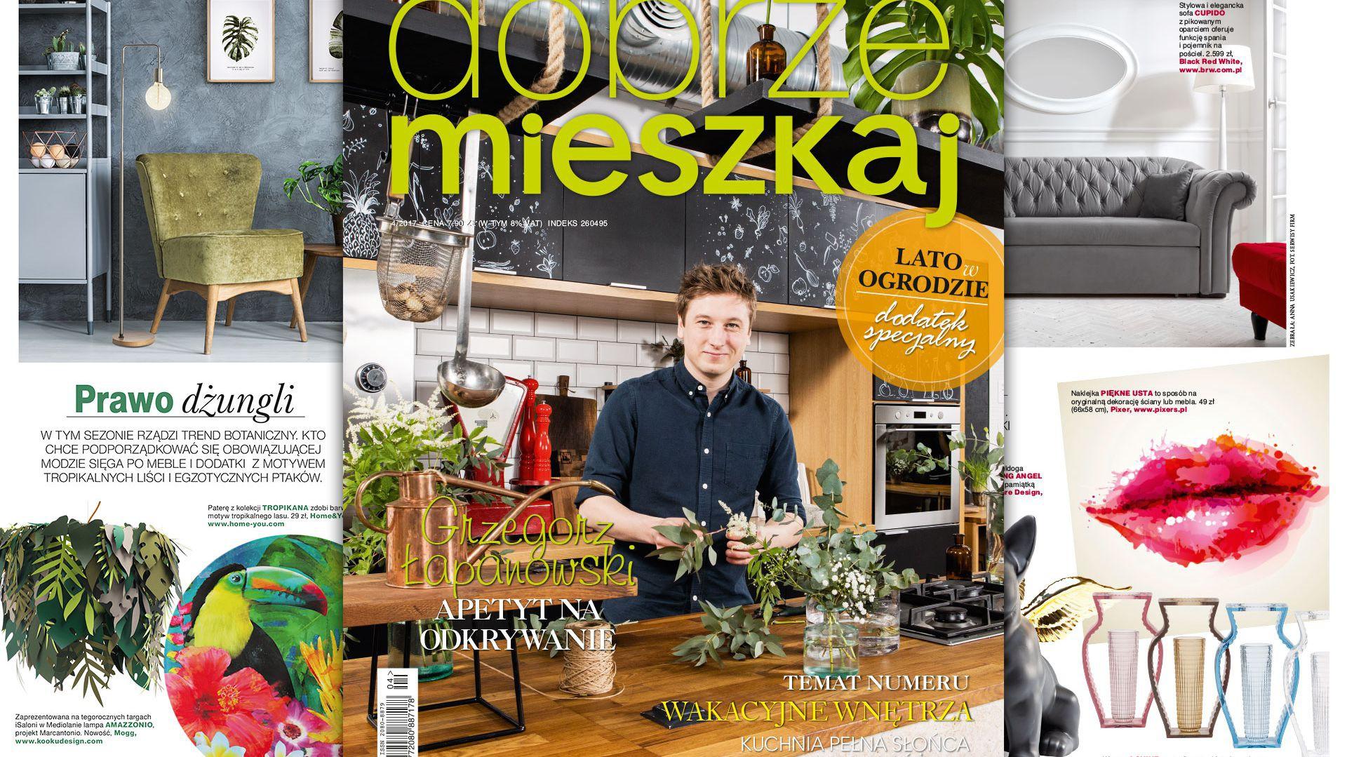 Magazyn Dobrze Mieszkaj 4-2017