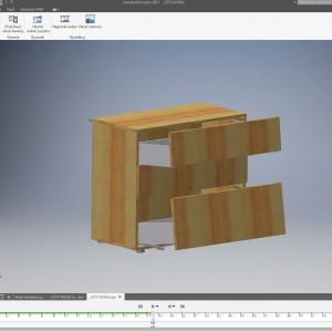 Firma Black Red White wykorzystuje do projektowania mebli skrzyniowych oraz frontów meblowych oprogramowanie Autodesk.