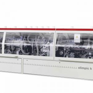 """""""Olimpic k 800"""" to elastyczna okleiniarka sterowana elektronicznie. Fot. SCM Group"""