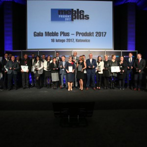 Gala Mebli Plus, Katowice 2017