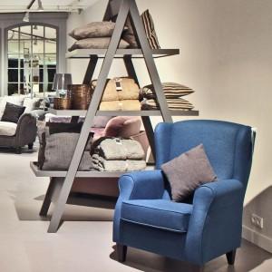 Klasyczny fotel Riva. Fot. Living Room
