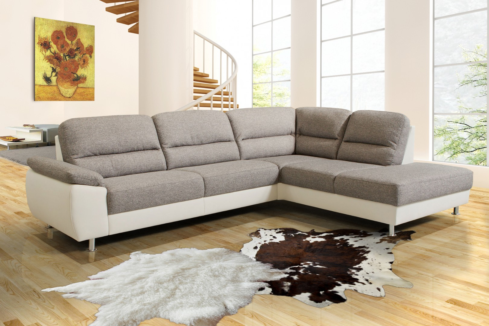 Model Veloce. Fot. Living Room