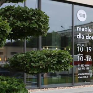 Salon sprzedaży Noti we Wrocławiu