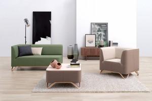 Sofa w salonie. Nietypowe meble dla poszukujących oryginalności