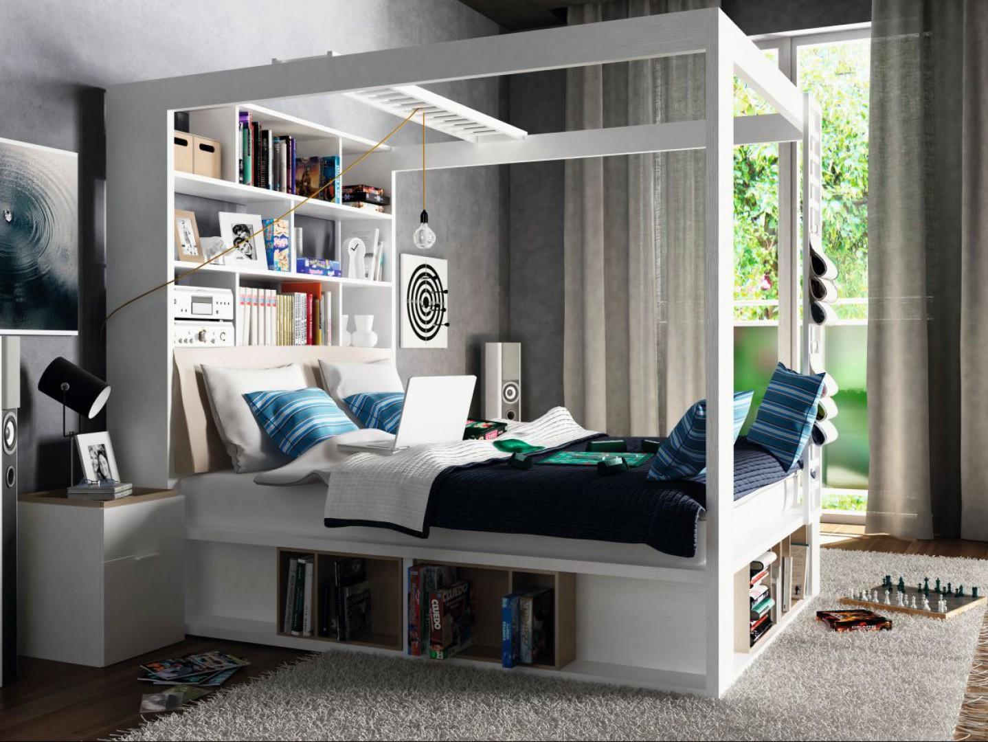 Wybieramy Meble łóżka Do Pokoju Młodzieżowego Zobacz