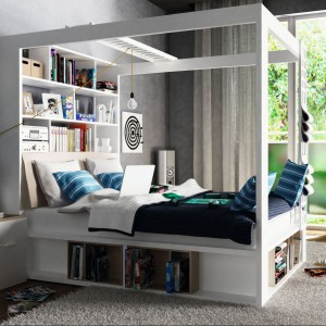 Łóżko z kolekcji 4 You. Fot. Vox