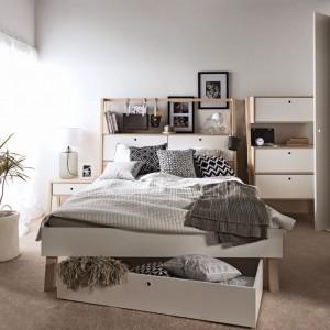 Łóżko z kolekcji