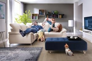 Sofa w salonie. Wybierz najwygodniejszy model