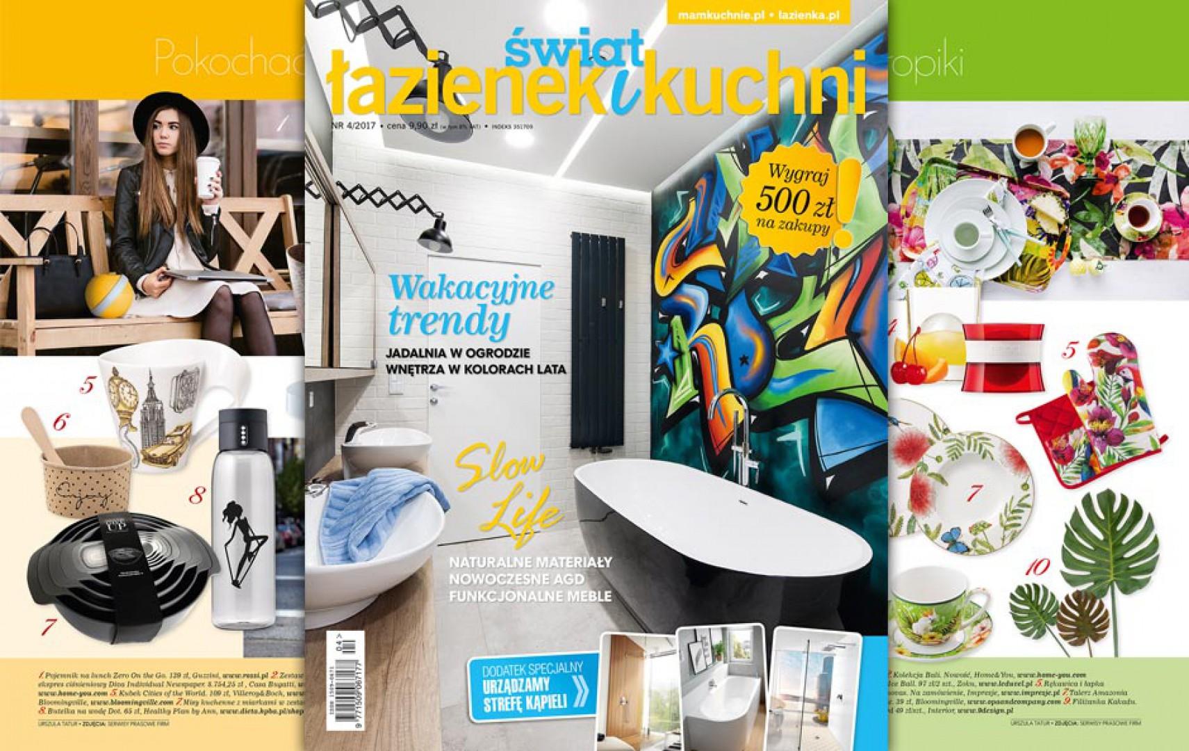 Magazyn Świat Łazienek i Kuchni