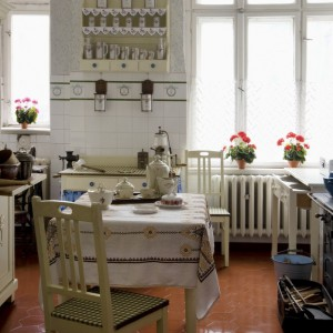 Kuchnia w stylu lat 20. XX wieku jest niemalże niepodobna do tej, z jakiej korzystamy dzisiaj. Fot. Häfele