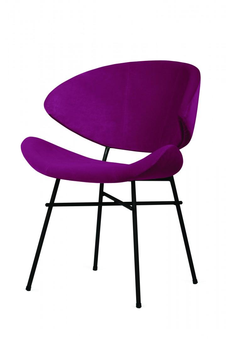 """Krzesło """"Cheri"""" firmy Iker. Fot. IKER"""