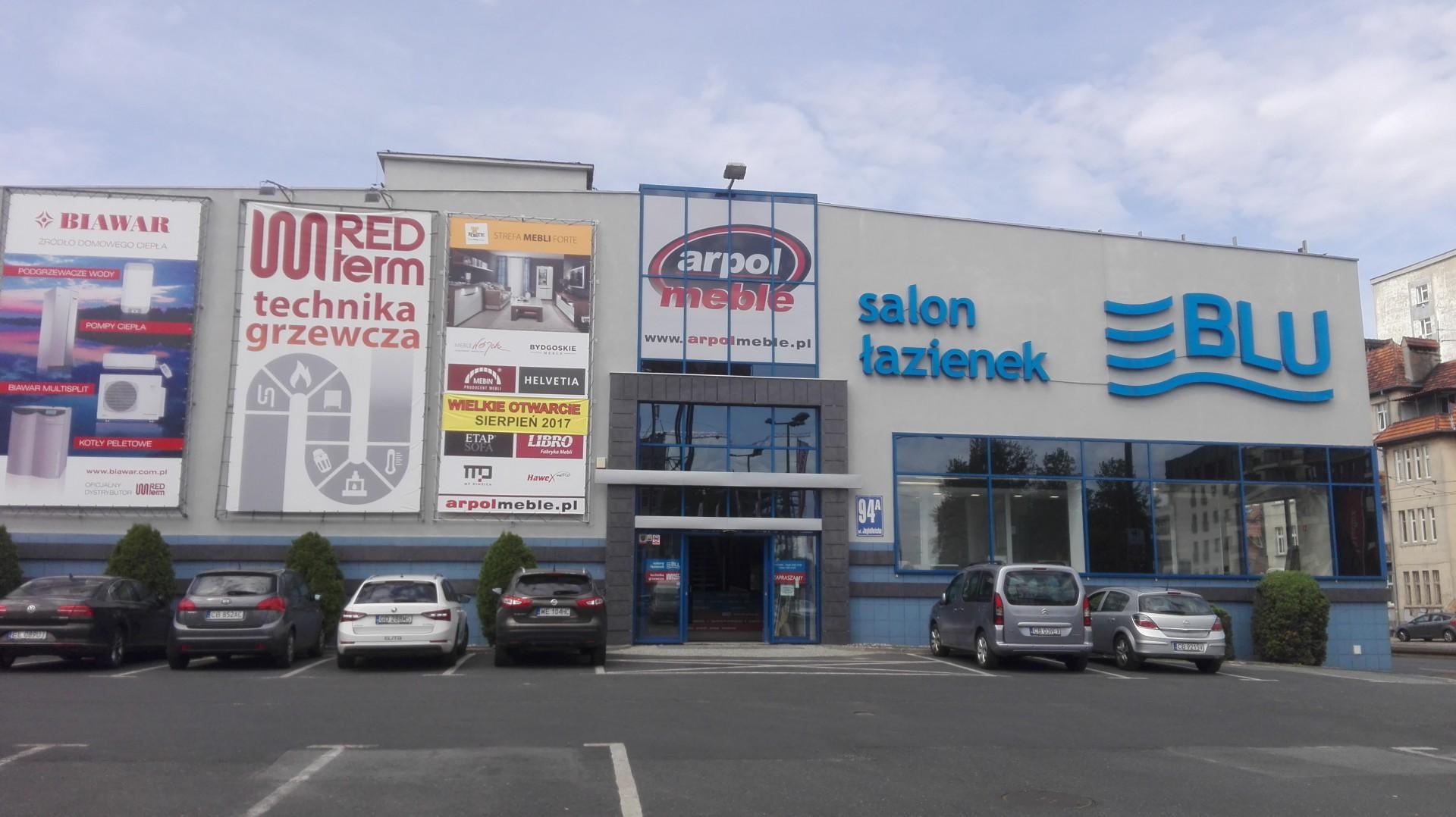 Salon Arpol Meble w Bydgoszczy