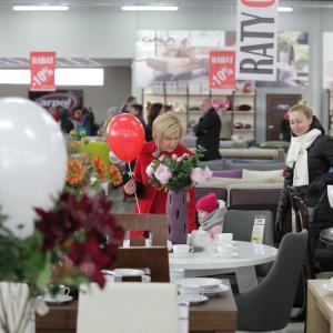A tak wygląda sklep Arpol Meble w Inowrocławiu