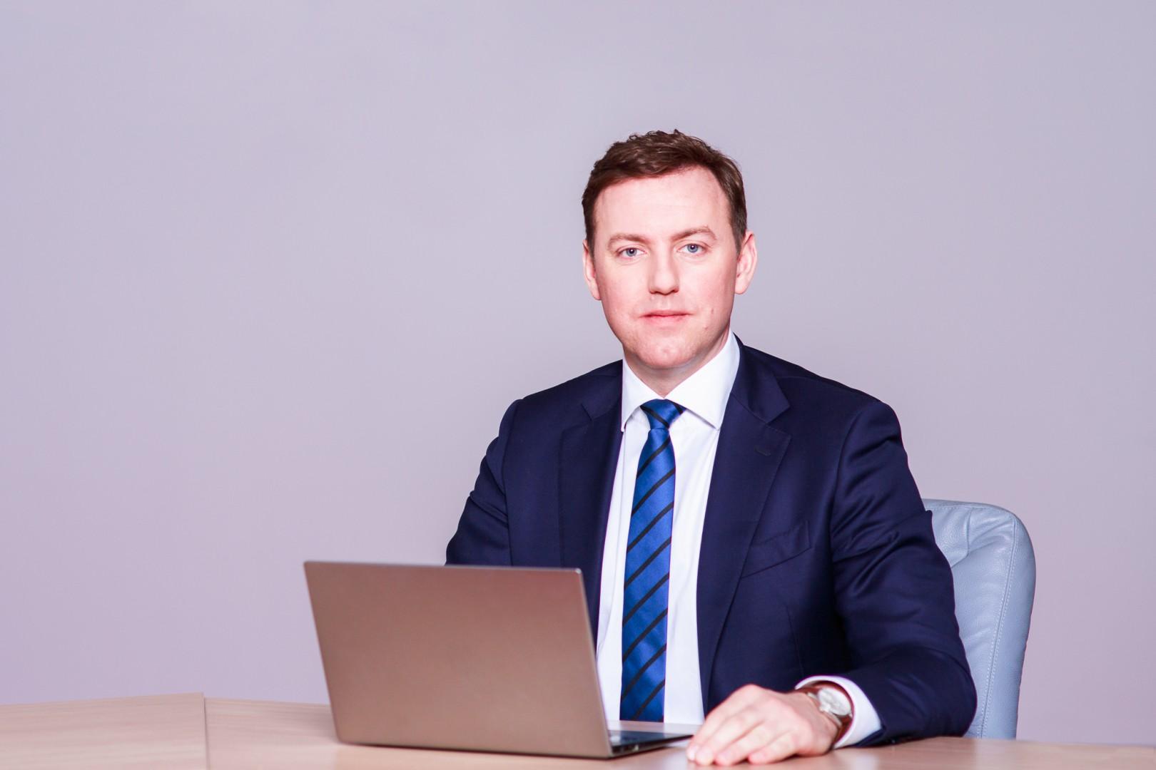 Piotr Wójcik, prezes zarządu firmy Meble Wójcik. Fot. Meble Wójcik