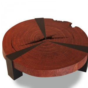 Stolik kawowy amerykańskiej firmy Rotsen Furniture. Fot. Rotsen Furniture