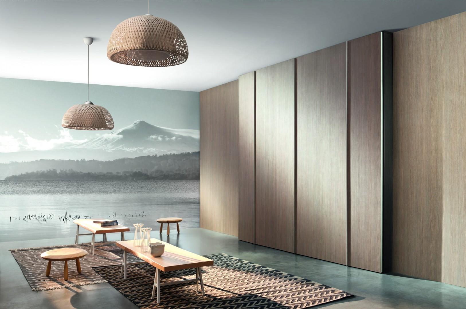 W śródziemnomorski klimat świetnie mogą wkomponować się meble, w których naturalne materiały zostaną zastąpione dekorami, fornirami czy innymi zdobieniami.  Fot. Komandor