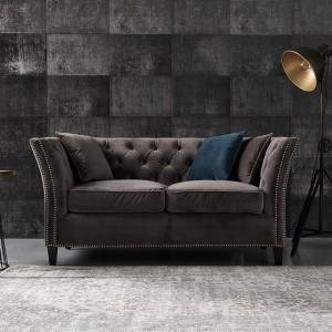Sofa Chesterfield Velvet. Fot. Dekoria.pl