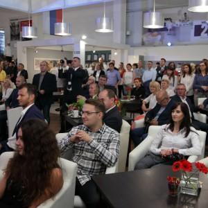 Targi Partnerskie Producentów Mebli, organizowane przez firmę Szynaka-Meble, każdego roku odwiedzają setki klientów z kraju i zagranicy. Fot. Szynaka Meble