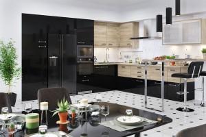 Meble kuchenne. 4 sprawdzone sposoby na modną kuchnię