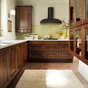 Elegancja i klasyka w kuchni, czyli