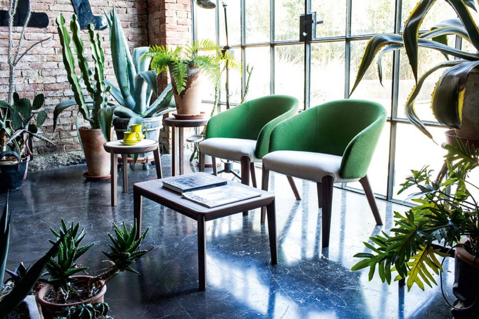 Fotele z kolekcji Bellevue marki Very Wood. Fot. Very Wood