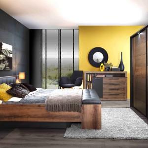 Sypialnia Bellevue z oferty Forte. Fot. Forte