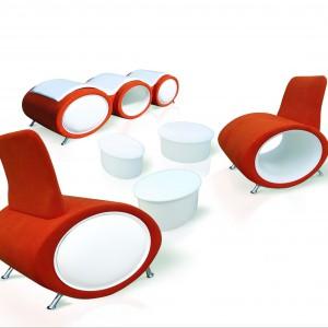 Tapicerowane siedziska