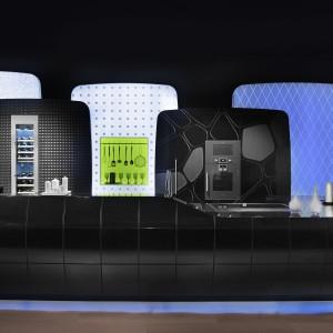Kuchnia Dupont Corian, zaprezentowana na targach 100%Design London.