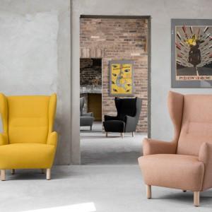 Fotele Muno. Fot. Marbet Style