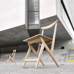 Krzesło Kowalskiego. Fot. Nowymodel.org