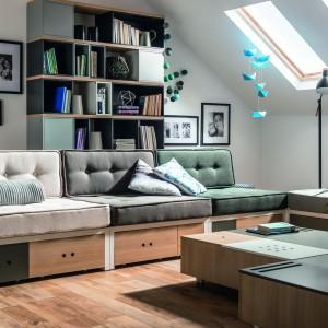 Sofa Custom. Fot. Vox