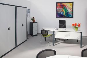 Meble metalowe - dobre rozwiązanie do biura
