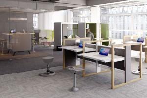 Biurka z regulacją wysokości - najnowsze trendy w aranżacji biur