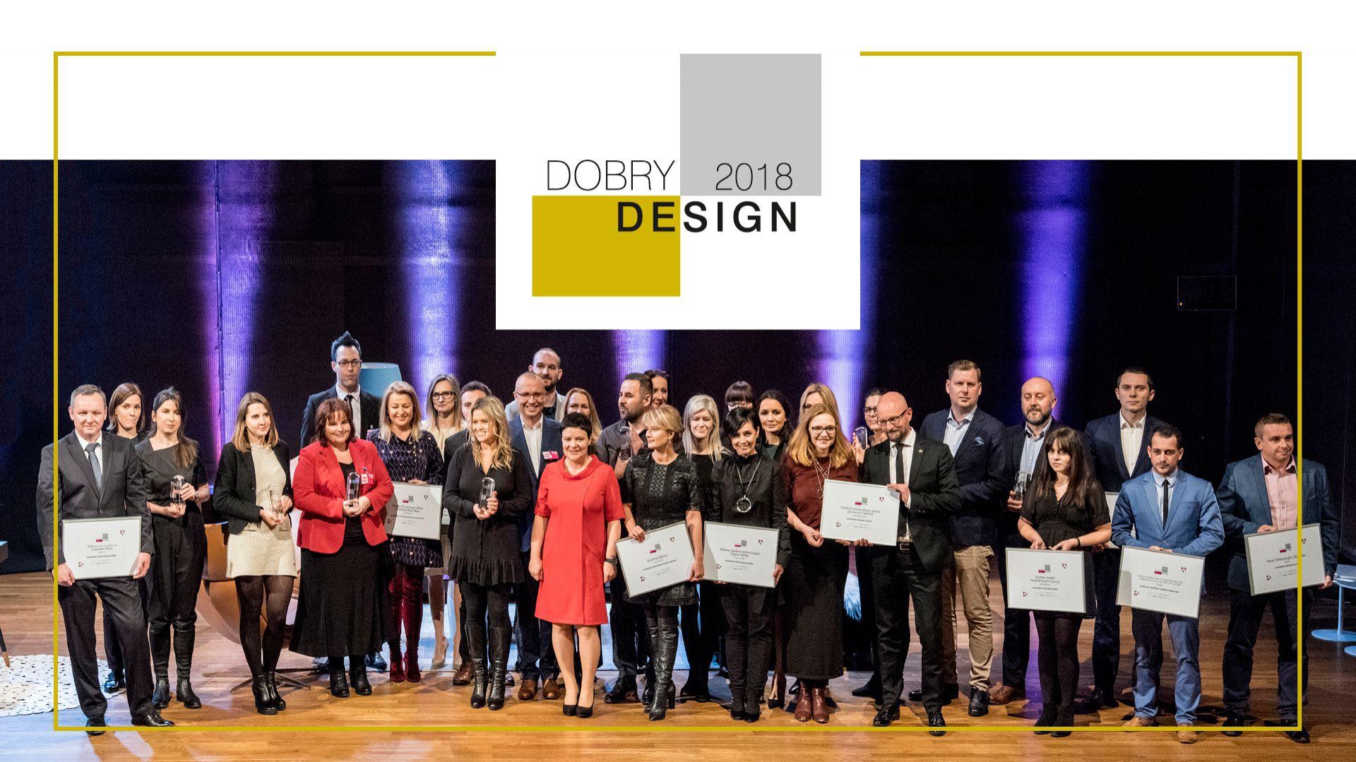 Gala wręczenia nagród w konkursie Dobry Design. Fot. Publikator
