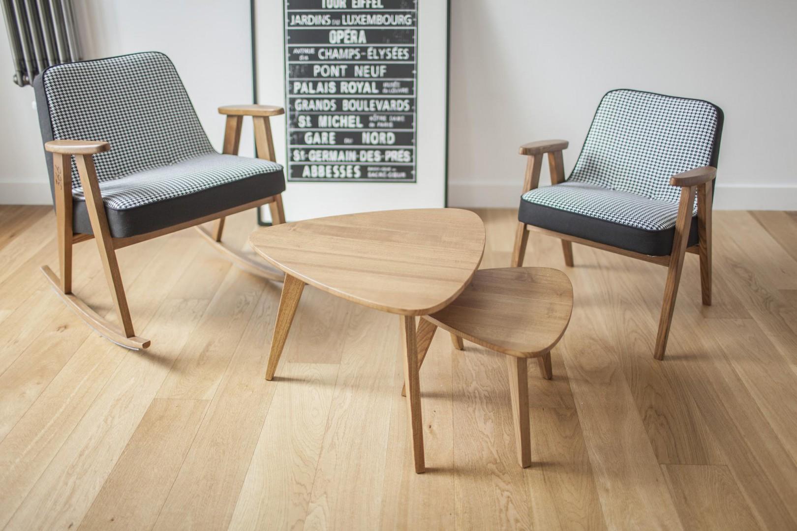 Fotele 366 marki 366 Concept. Fot. Euforma